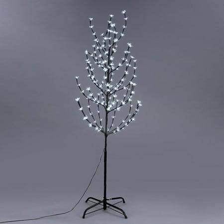 - The Holiday Aisle Light Branch Floor Tree