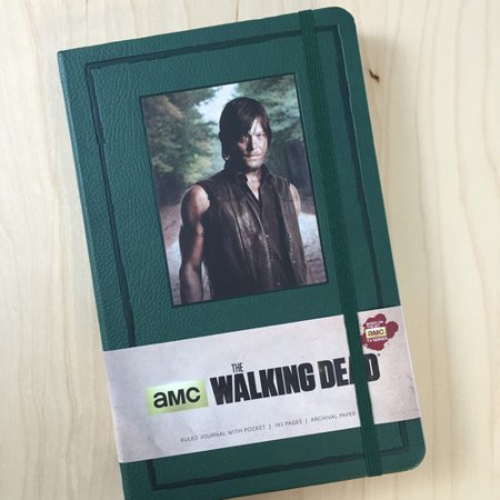 Daryl Dixon Hardcover Journal](Daryl Dixon Vest Halloween)