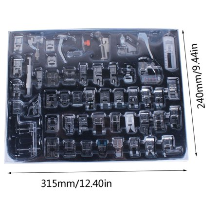 Household Sewing Machine Presser Foot Multi-function Sewing Presser Foot Set - image 3 of 5