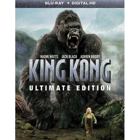 Ray William Johnson Halloween (King Kong (Blu-ray))