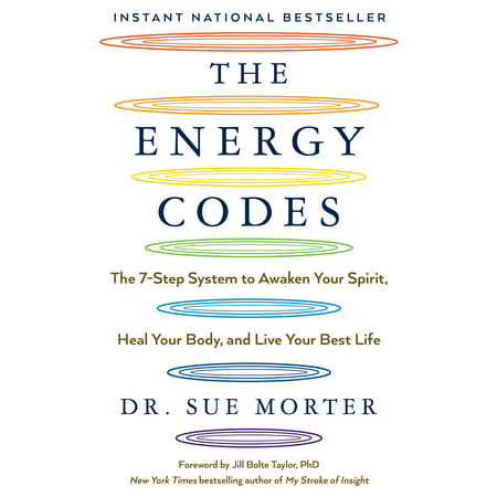 The Energy Codes : The 7-Step System to Awaken Your Spirit, Heal Your Body, and Live Your Best Life](Halloween Spirit Promo Code)