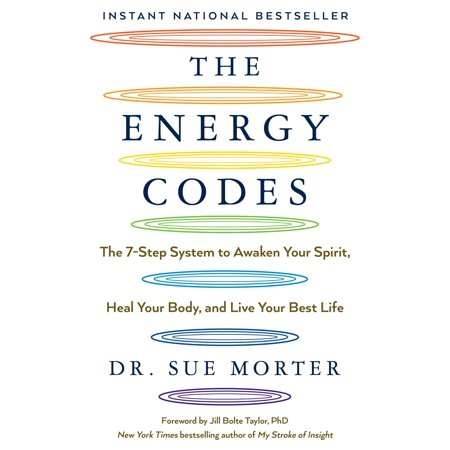The Energy Codes : The 7-Step System to Awaken Your Spirit, Heal Your Body, and Live Your Best Life - Spirit Halloween Discount Code