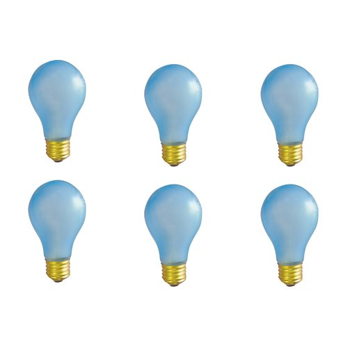 Bulbrite Industries 60W E26 Dimmable Incandescent Light Bulb (Set of 12)