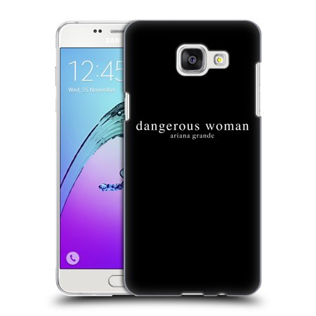 Official Ariana Grande Dangerous Woman Hard Back Case For Samsung Phones 2