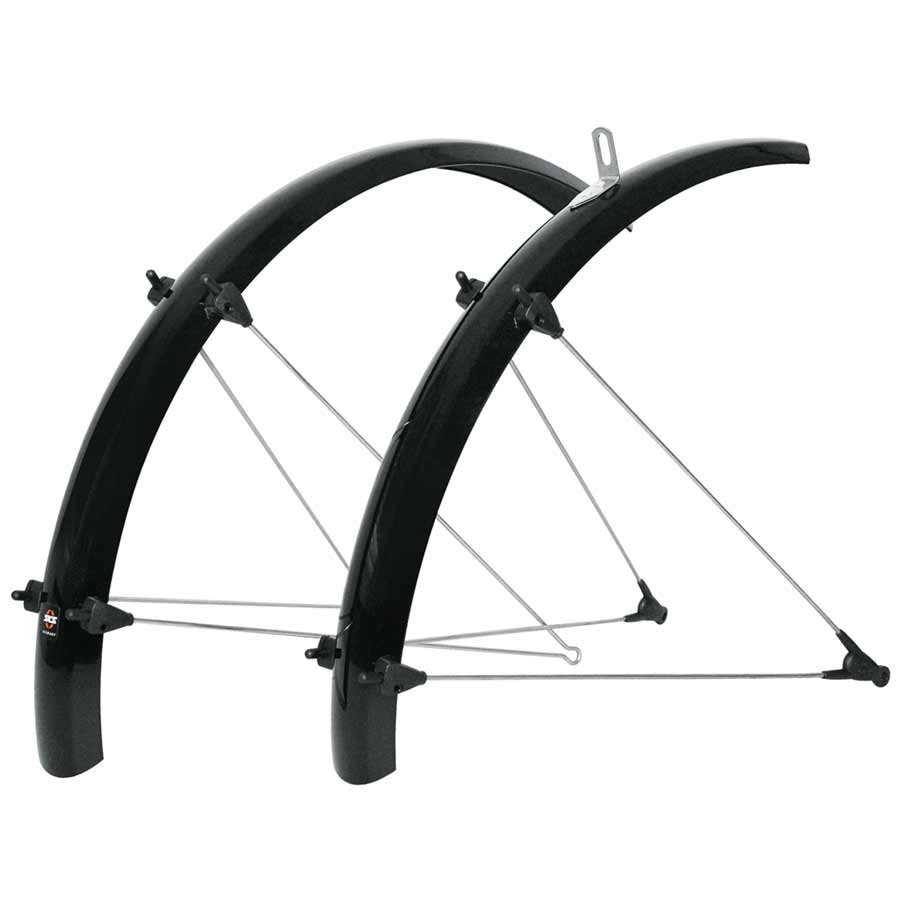 """SKS Germany B45 For 20"""" Wheels Black For Folding Bikes And Recumbents"""