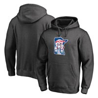Minnesota Twins Fanatics Branded Cooperstown Collection Huntington Pullover Hoodie - Heathered Gray
