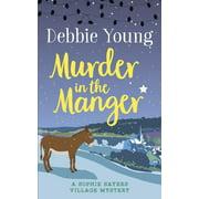 Murder in the Manger - eBook