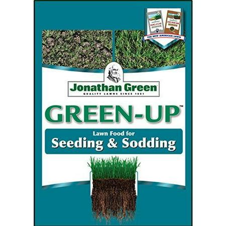Jonathan Green 12-18-8 New Lawn Starter Fertilizer For All Grass Types 4.5 lb. 1500 sq. ft. - Case Of: 1