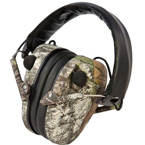 Caldwell E-Max Low Profile Electric Hearing Protection, MOBU