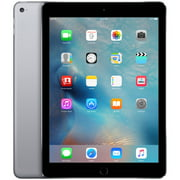 Apple iPad Air 2 MGTX2LL/A (128GB, Wi-Fi, Space Gray)