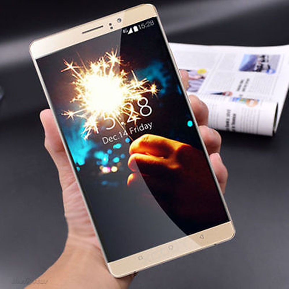 6 inch Unlocked Quad Core Android 5.1 2SIM Smartphone GSM...