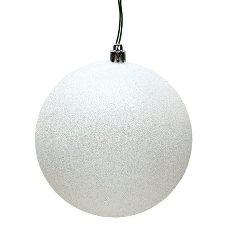 Soft Lavender Ball Ornament - 4
