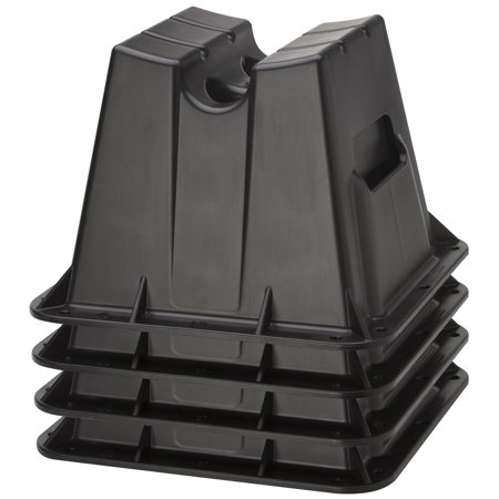 Attwood Pontoon Storage Blocks, Set of 4 (Wench Block)