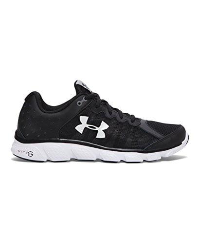Under Armour Men's UA Micro G® Assert 6 Running Shoes 9 Black