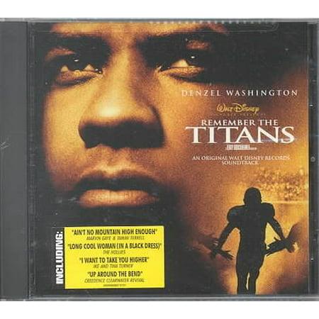 Remember The Titans Ost Walmart