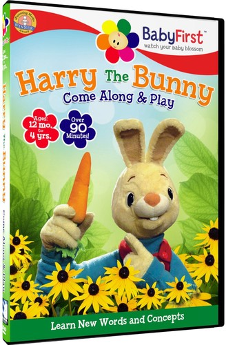 BabyFirst: Harry the Bunny: Come Along & Play by Mill Creek
