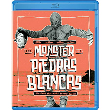 The Monster Of Piedras Blancas (Blu-ray) - Le Film Halloween 2017