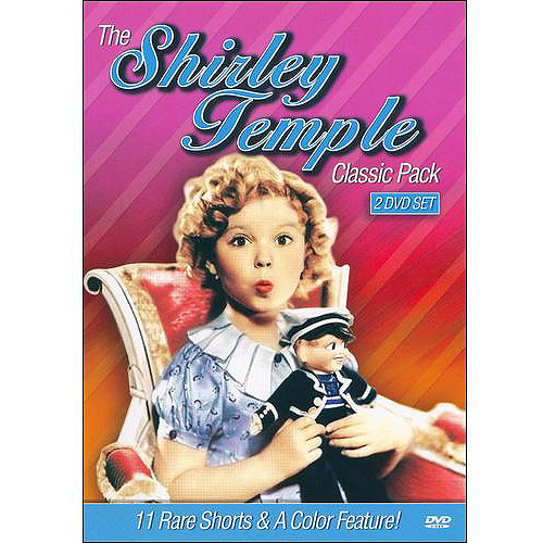 The Shirley Temple Classic Pack (Full Frame)