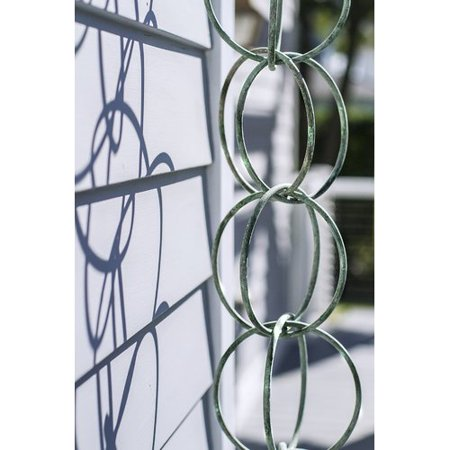 Good Directions Double Link Rain Chain