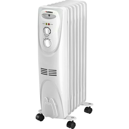 Lorell, LLR29552, 1500 Watt 3-Setting Oil Filled Heater,