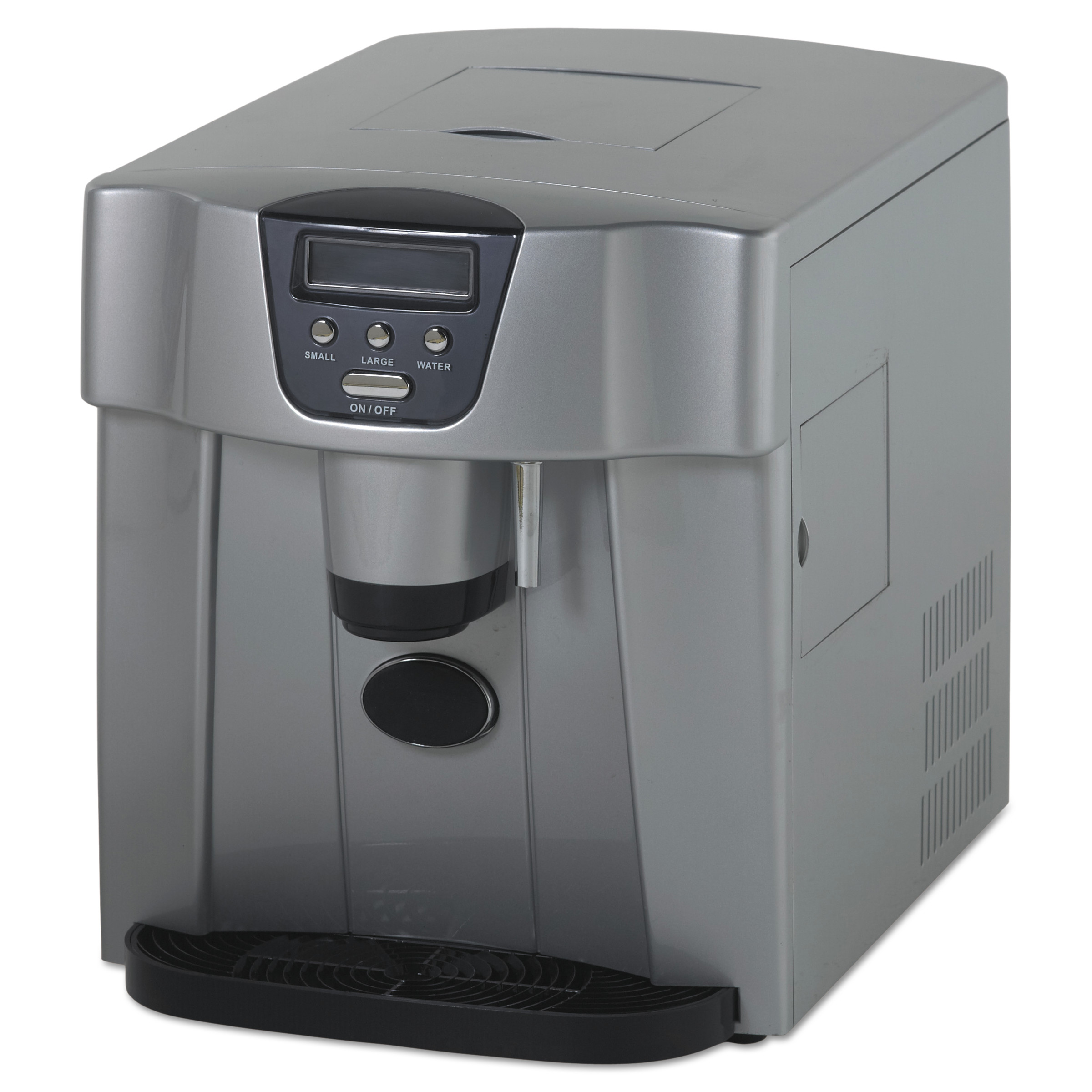 water icemaker of dispenser ice connection idc direct unique countertops maker and countertop whynter