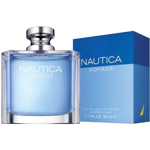 Nautica Voyage Eau de Toilette Spray, 1.7 fl oz