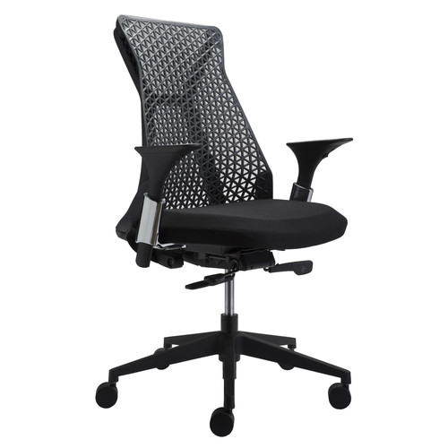 Silver Seating Sunny Mesh Desk Chair