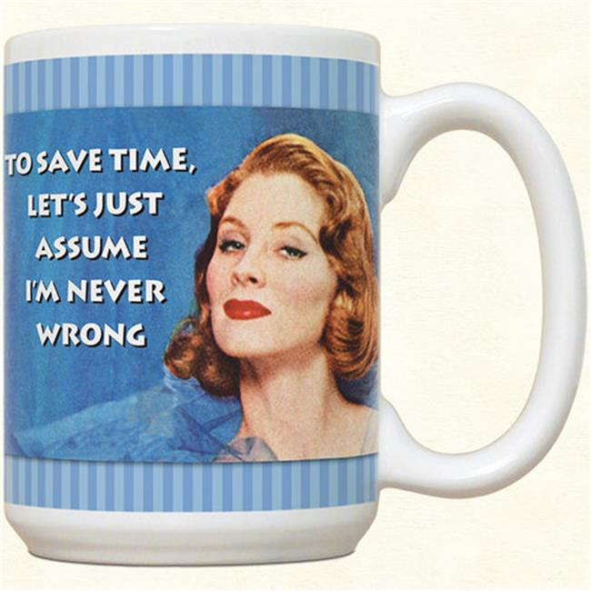 Fiddlers Elbow 413 To Save Time Mug, Pack Of 2