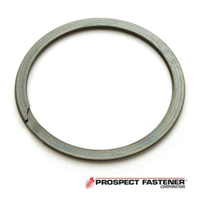 Smalley Steel Ring WSM-37 . 37 inch External Heavy Duty Spiral Rings, 25 Pieces