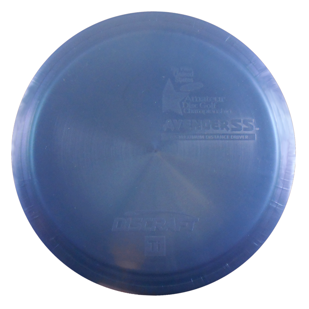 Discraft Titanium Avenger SS 167-169g Distance Driver Golf Disc [Colors may vary] - 167-169g