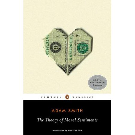 The Theory of Moral Sentiments - eBook