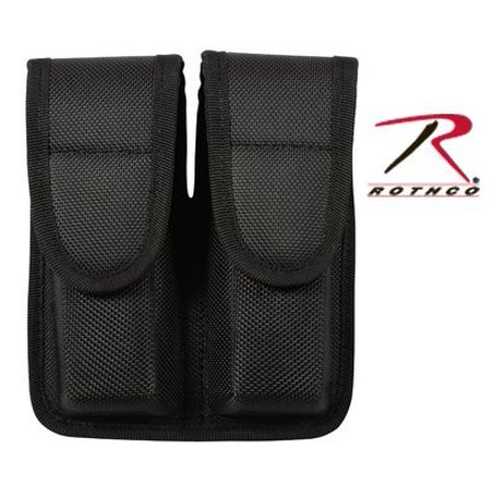 Rothco Enhanced Molded Double Mag Pouch ()