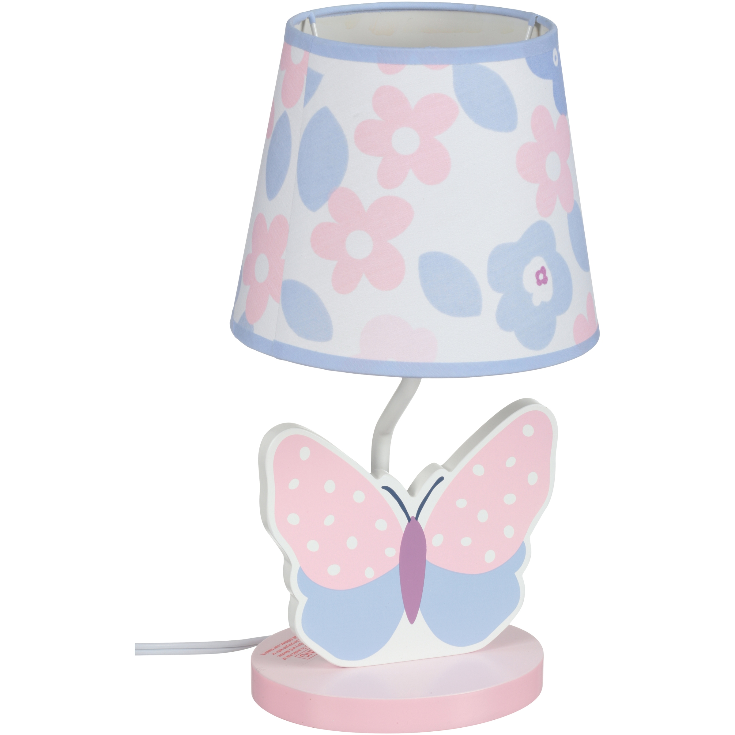 Bedtime Originals Lamp Butterfly Meadow Collection -1 CT1.0 CT by Bedtime Originals