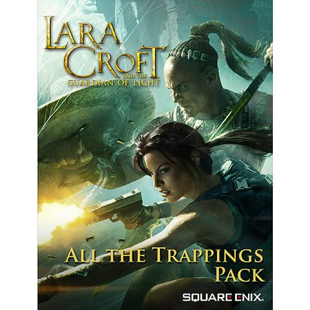 Lara Croft and The Guardian of Light ESD Game (PC) (Digital Code) ()