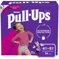 Pull-Ups Girls Learning Designs Training Pants (Choose Size & Count)