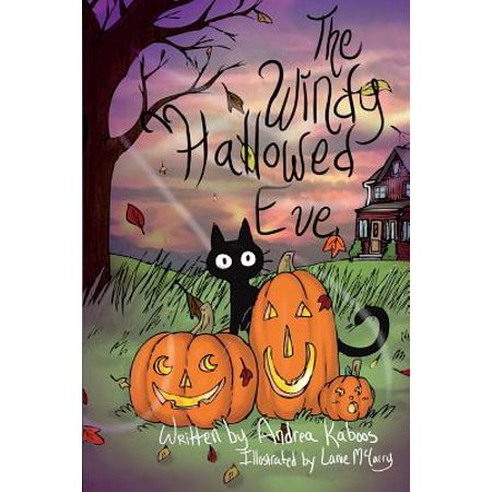 The Windy Hallowed Eve - Andrea Tantaros Halloween