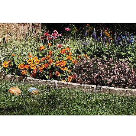 Suncast Border Stone Edging
