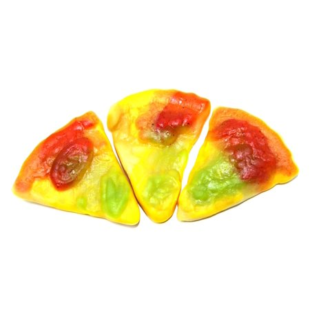 Fini, Pizza Slice Gummy (Pizza Bitar) (2 - Gummy Pizza