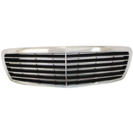 Go-Parts OE Replacement for 2003 - 2006 Mercedes Benz E350 Grille Assembly 211 880 05 83 9040 MB1200141 Replacement For Mercedes-Benz E350 (E350 Mercedes 2006 Car Part)