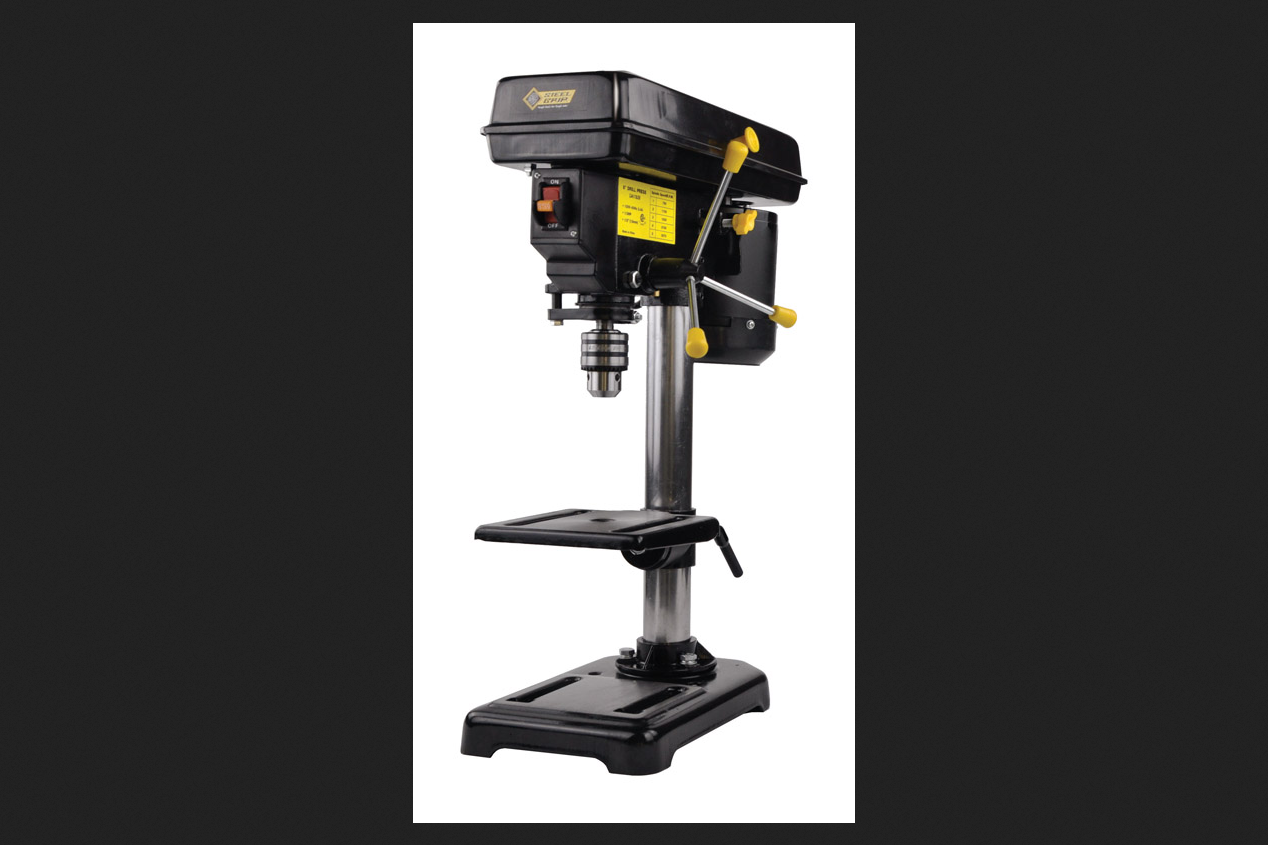Steel Grip Drill Press 120 volts by Steel Grip
