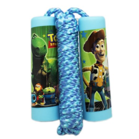 Disney Pixar's Toy Story Light Blue Handled Kids Jump (Disney Jump Rope)
