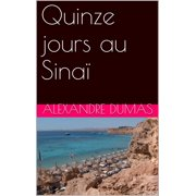 Quinze jours au Sinaï - eBook