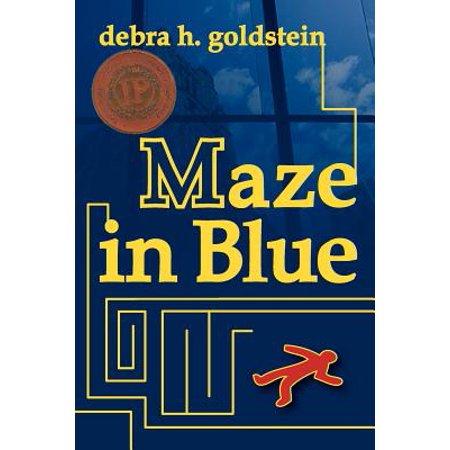 Blue Maze (Maze in Blue)