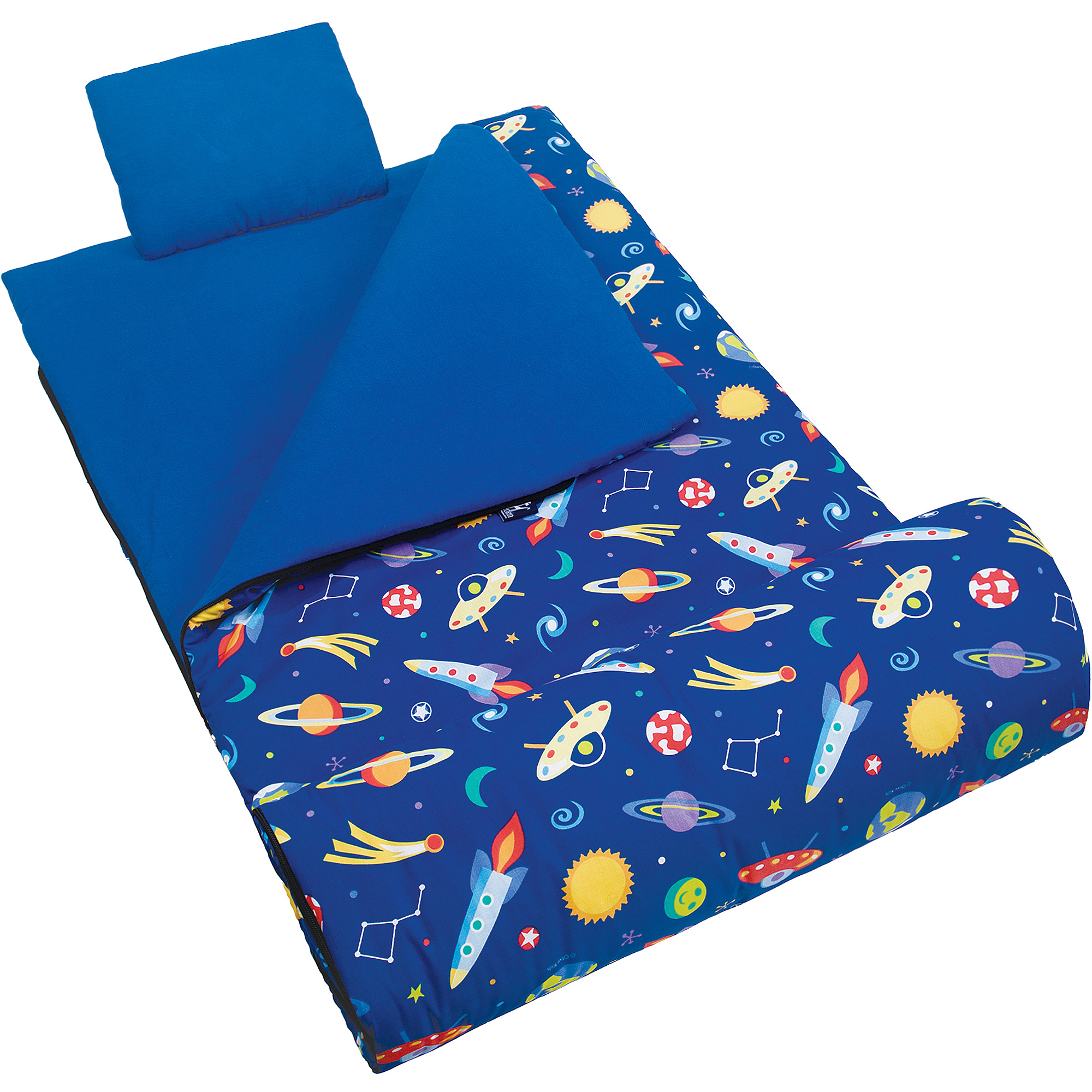 Olive Kids' Out of This World Sleeping Bag