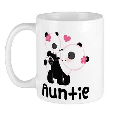CafePress - Aunt Panda Bear Mug - Unique Coffee Mug, Coffee Cup CafePress](Chicago Bears Cup)