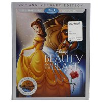 Beauty and the Beast 25th Anniversary Edition Signature Collection (Blu-ray + DVD + Digital Copy)