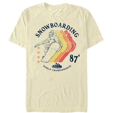 Men's Retro Snowboarding '87 T-Shirt (87 Top)