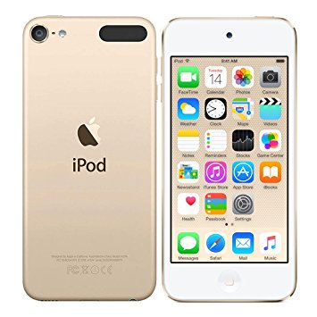 Apple iPod Touch 6th Generation 32GB S Gold-Good Condition, In Apple Retail Box! (Ipod Touch 1 Generation 64gb)