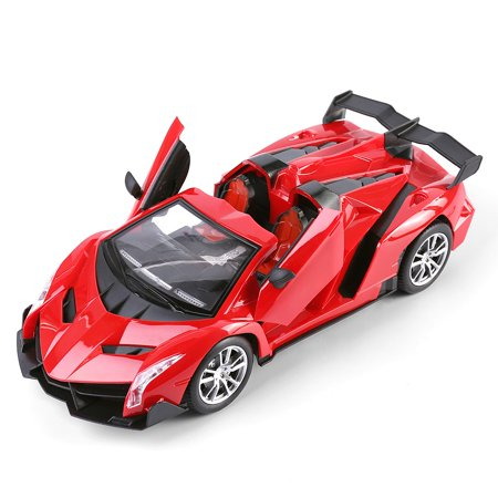 Full Function High Speed Sports Elite Racer 1:16 Scale Remote Control RC Car Ages