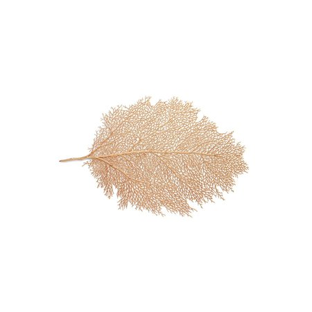 Metallic Leaf Placemat14